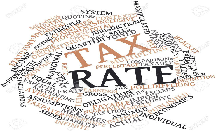 Withholding tax rate on dividend and interest in Japan